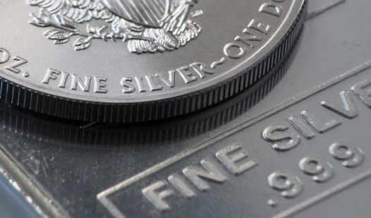Online silver trading account