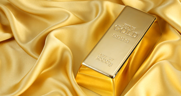 gold bar silk